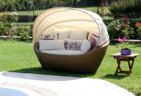 Yeni Trend Bahçe Mobilyası Modelleri