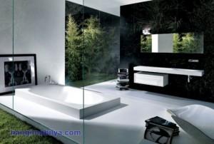 modern tasarim banyo7 300x202 Modern Tasarım Banyolar, Jakuzi Ve Küvetler 2012