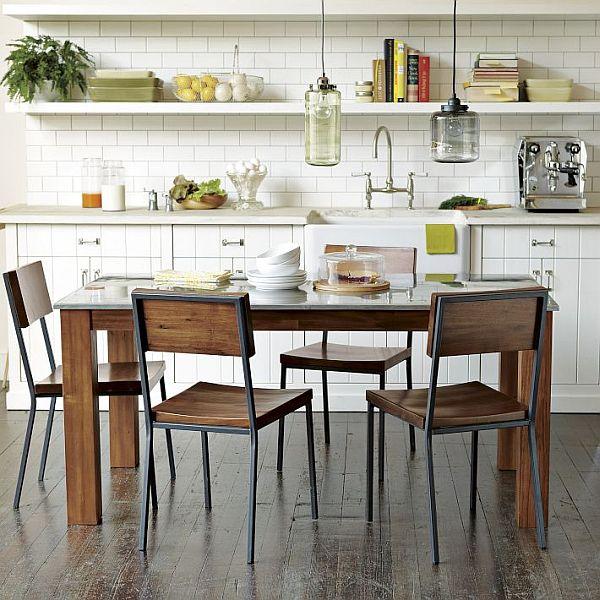 Mutfak dekorasyon trendleri hangi mobilya for Cafe style kitchen ideas