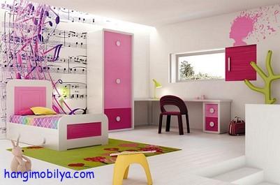 Yeni Trend Ekolojik Bebek Odası Mobilyaları