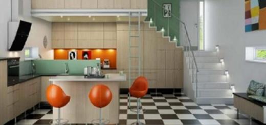 Yeni Trend Mutfak Dekorasyonu