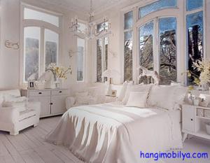 Dekorasyonda Beyaz Renk Kullanımı