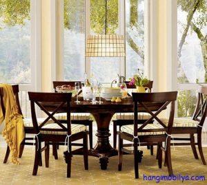 yemek masasi modelleri02 300x269 Yemek Masası Modelleri