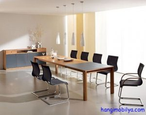 yemek masasi modelleri11 300x237 Yemek Masası Modelleri