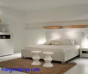 beyaz yatak odasi dekorasyonu2 300x254 Beyaz Yatak Odası Dekorasyonu