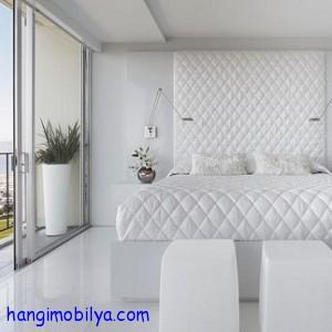 beyaz yatak odasi dekorasyonu3 300x300 Beyaz Yatak Odası Dekorasyonu