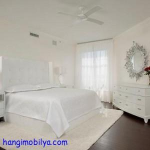 beyaz yatak odasi dekorasyonu5 300x300 Beyaz Yatak Odası Dekorasyonu