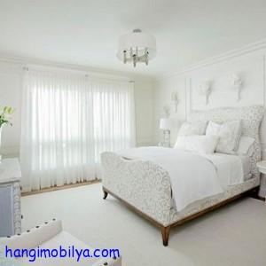 beyaz yatak odasi dekorasyonu6 300x300 Beyaz Yatak Odası Dekorasyonu