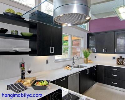 Dekoratif Mutfak Dolapları