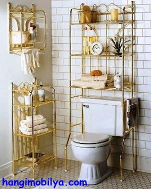 Küçük Banyolar İçin Dekoratif Çözümler
