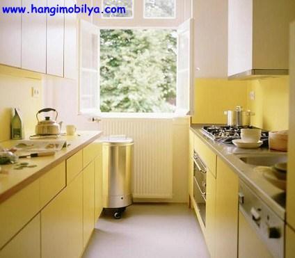 Küçük Mutfaklar İçin Dekoratif Çözümler