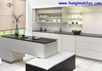 Dekoratif Mutfak Tezgahı Modelleri