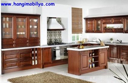 Klasik Tarz Mutfak Dekorasyonu
