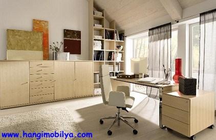 Modern Home Ofis Dekorasyonu