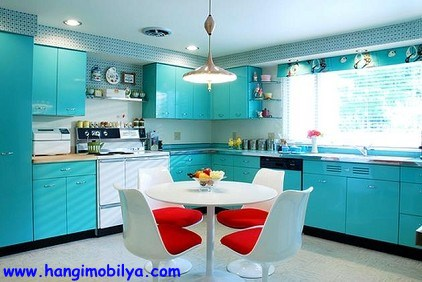 Mutfak Dekorasyonunda Aydınlatma ve Renk Kullanımı