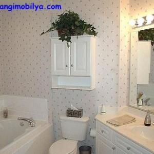 banyo dekorasyonunda duvar kagidi kullanimi05 300x300 Banyo Dekorasyonunda Duvar Kağıdı Kullanımı