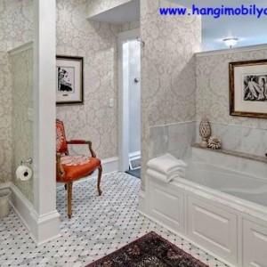 banyo dekorasyonunda duvar kagidi kullanimi13 300x300 Banyo Dekorasyonunda Duvar Kağıdı Kullanımı