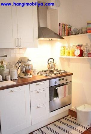 Küçük Mutfaklar İçin Çözüm Yolları