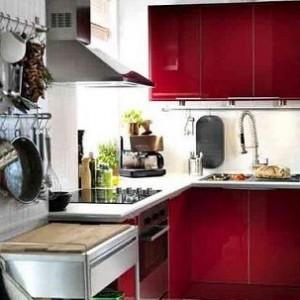 kucuk mutfaklar icin cozum yollari2 300x300 Küçük Mutfaklar İçin Çözüm Yolları