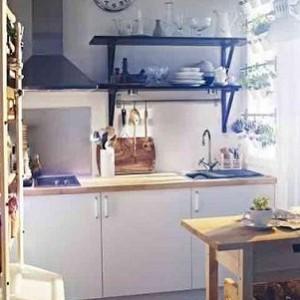 kucuk mutfaklar icin cozum yollari4 300x300 Küçük Mutfaklar İçin Çözüm Yolları