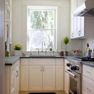 kucuk mutfaklar icin cozum yollari5 300x300 Küçük Mutfaklar İçin Çözüm Yolları