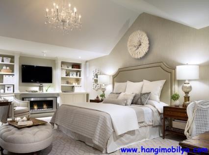 Yatak Odasında Küçük Değişiklikler Yapın