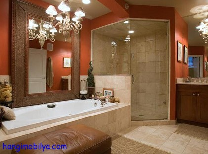 Banyoda Uygun Renk Seçimi
