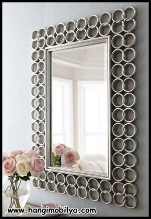Dekorasyonda Ayna Kullanmanın Püf Noktaları