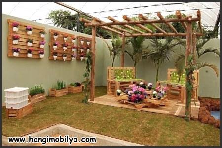 Bahçe Çardak Dizayn
