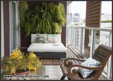 Balkonlar İçin Aksesuar Önerileri