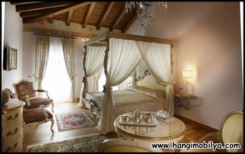 Romantik Yatak Odası Fikirleri