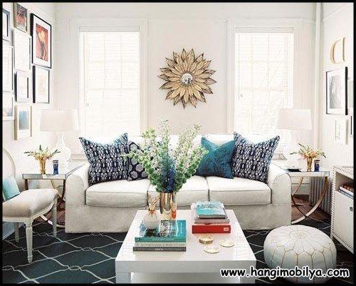 K k ev dekorasyonu nerileri hangi mobilya - Wohnzimmer dekoartikel ...