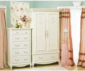 Romantik Fransız Stili Mobilyalar