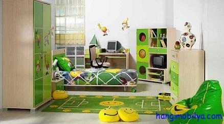 Merinos Genç Odası Dekorasyonu