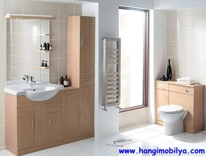 Dekoratif Banyo Mobilyaları
