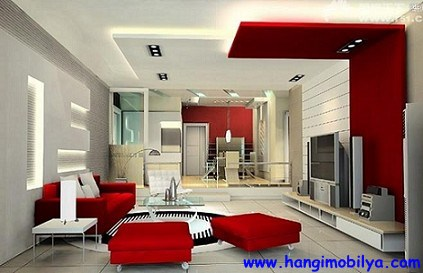 Ev Dekorasyonunda Renklerin Anlamı